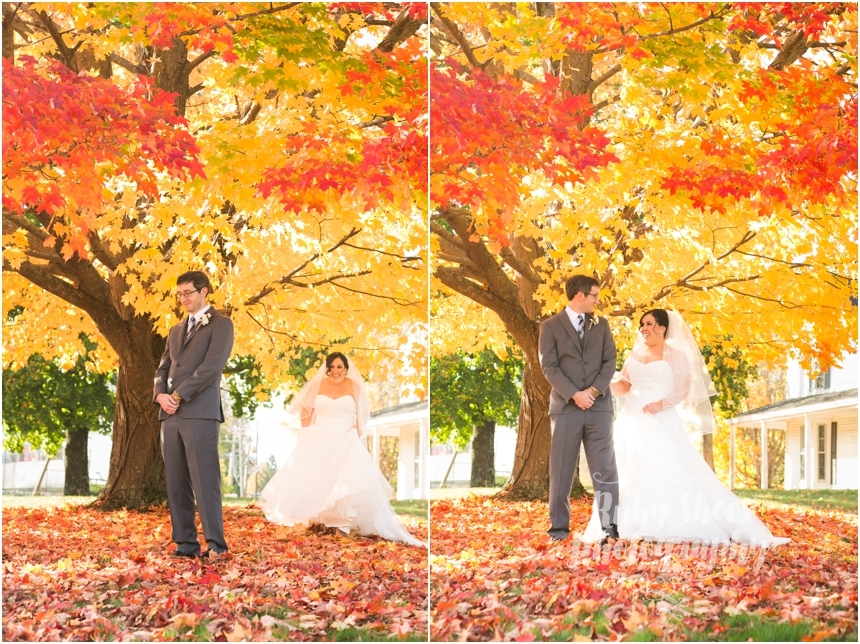 Beautiful Angela Coleman Sheehan Authentic Barn Wedding Autumn Day